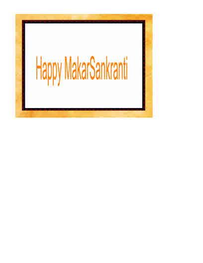 Greetings for Sankranti