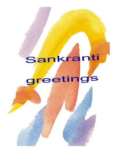 Sankranti tradition