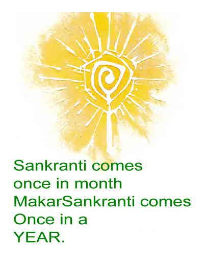 MakarSankranti vs Sankranti