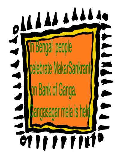 Gangasagar mela in East India