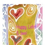HAPPY LOHRI AND LOVE
