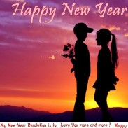 ROMANTIC NEW YEAR RESOLUTION