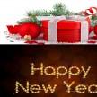 HAPPY NEW YEAR RIBBONS