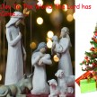 JOY TO THE WORLD THE LORD HAS