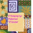HAPPY NEW YEAR BEAUTIFUL CARD