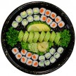 image gallery of SUSHI PLATTER