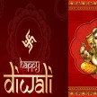 DIWALI CARD AND POSTER