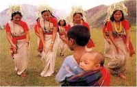 CULTURE AT ARUNACHAL PRADESH