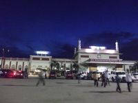 HYDERABAD TRAIN STATION