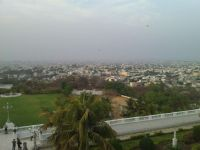 HYDERABAD VIEW FROM FALAKNUMA