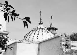 Khwaja Qutbuddin Bakhtiar Kaki Mosque, Mehrauli, Delhi